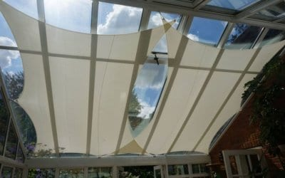 Just how hot can your conservatory get?