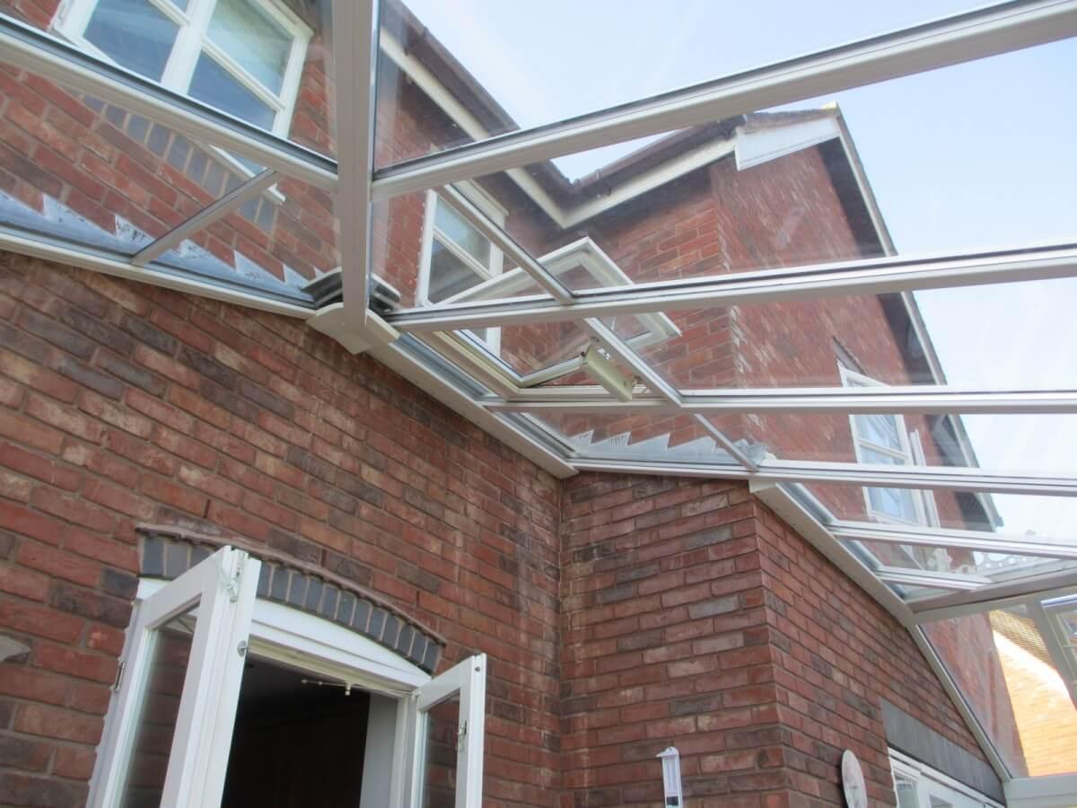 Retrofitted Roof Ventilation - Shade Plus