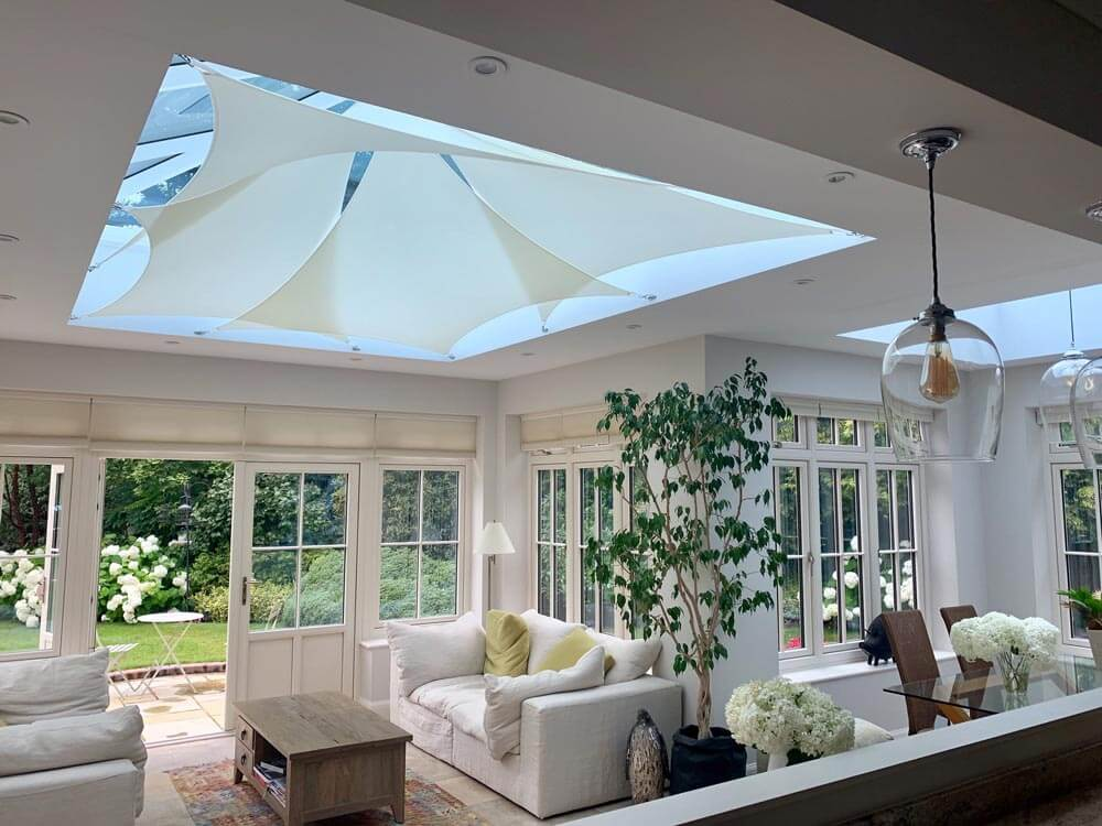 The modern alternative to pleated roof blinds