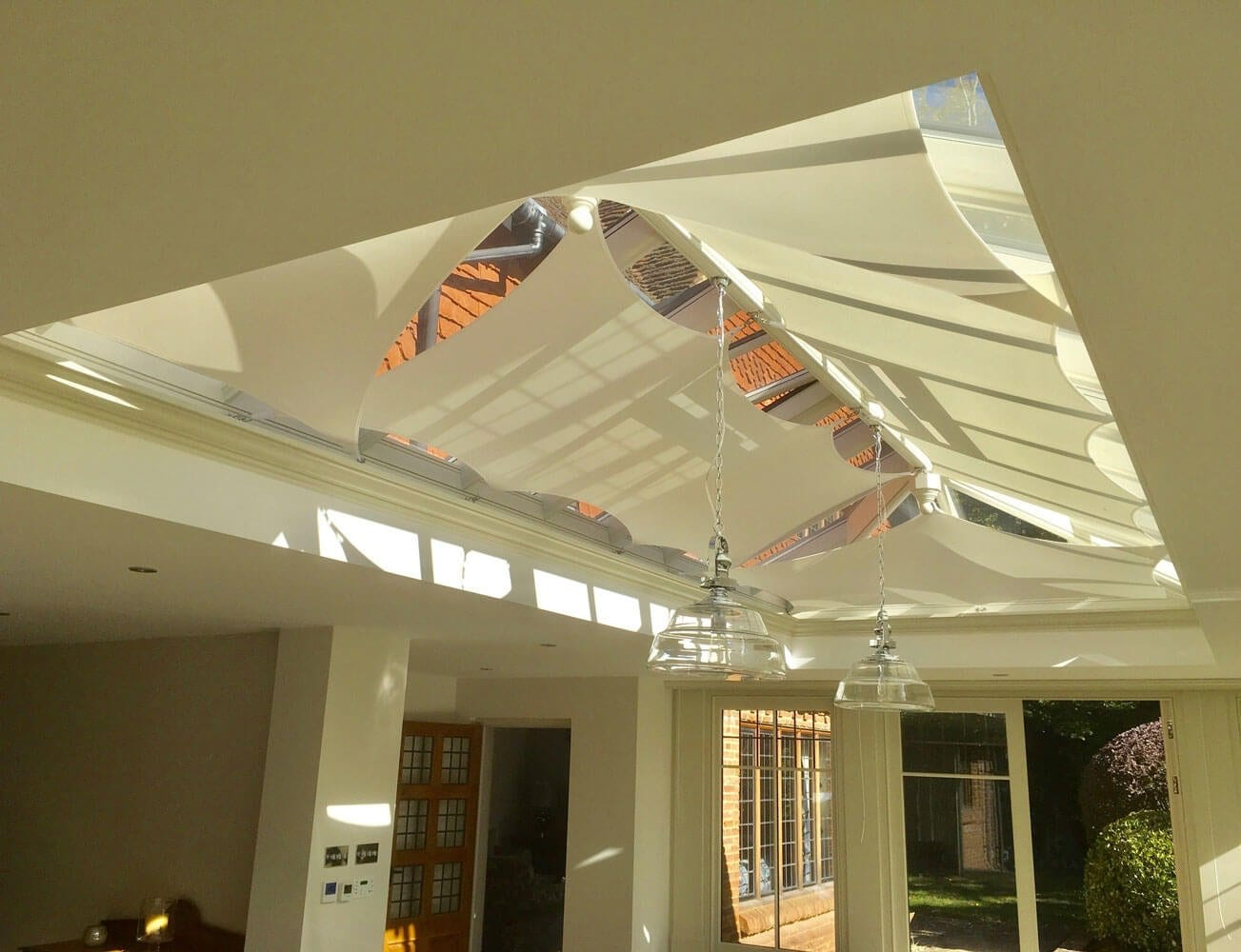 Shade Plus Roof Lanterns